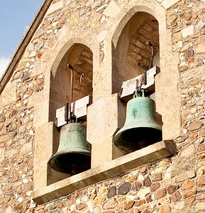 The Bells of the Church of St Peter Old Hurst