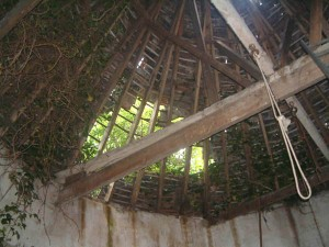 Dovecote  Inside